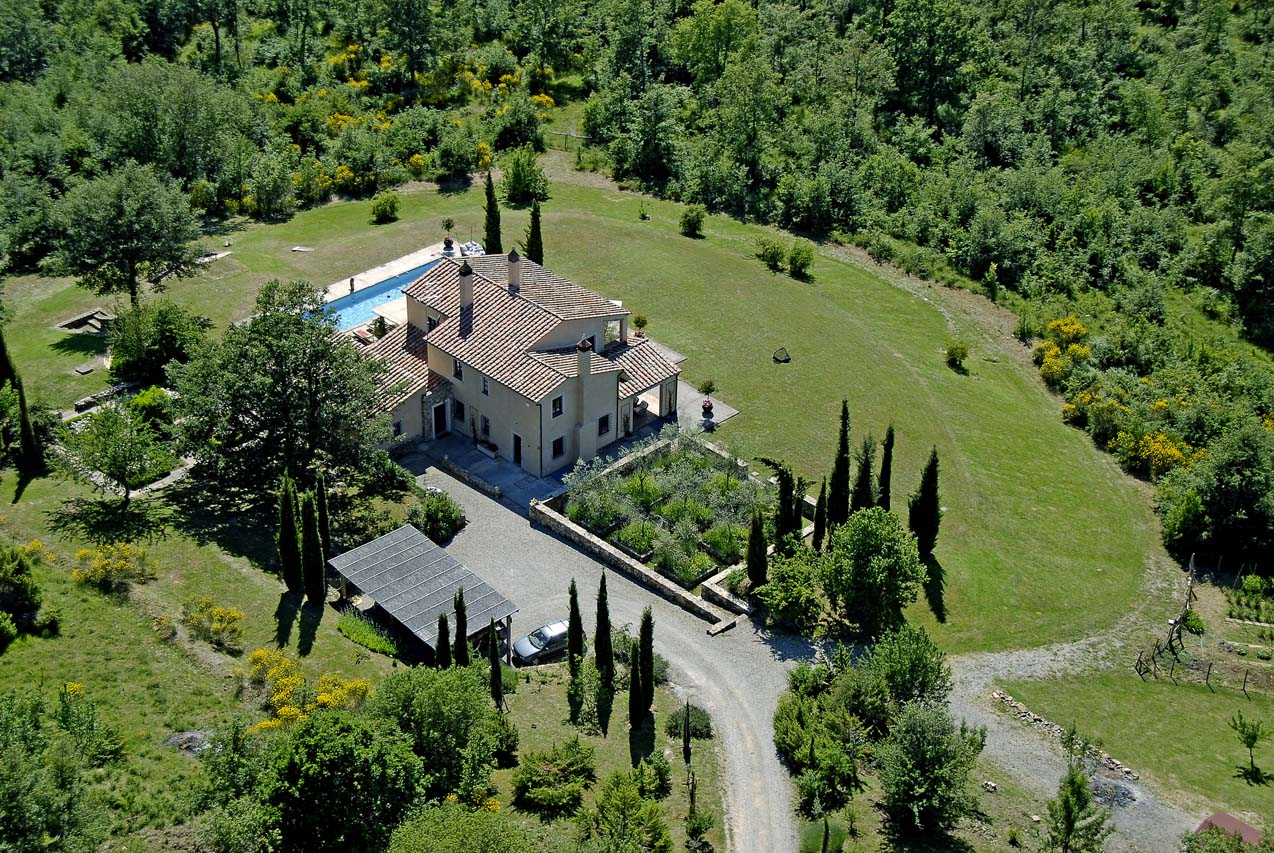villa casa nuova: luxury villa in tuscany, holiday homes to rent