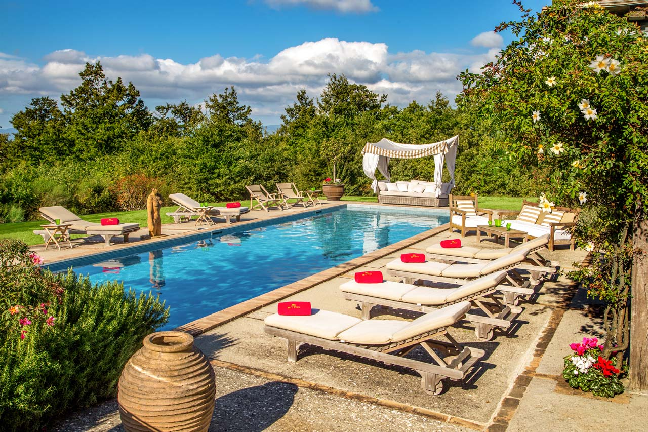 villa casanuova: luxury villas in tuscany with pool, tuscany
