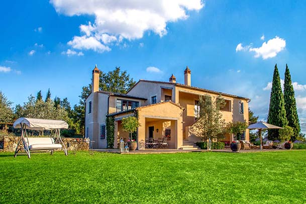 luxuryvillaintuscany.it | luxury villas italy